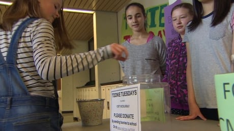Toonie Tuesdays at Port Coquitlam school raises $11K for Fort McMurray wildfire victims