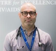 Dr. Keith Ahamad