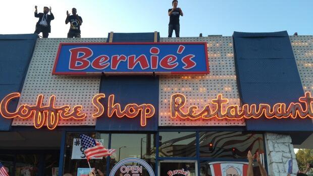 Bernie S Coffee Shop