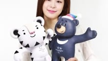 South Korea Pyeongchang Mascots