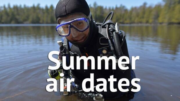 Summer air dates