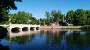 guelph ont picturesque bridge