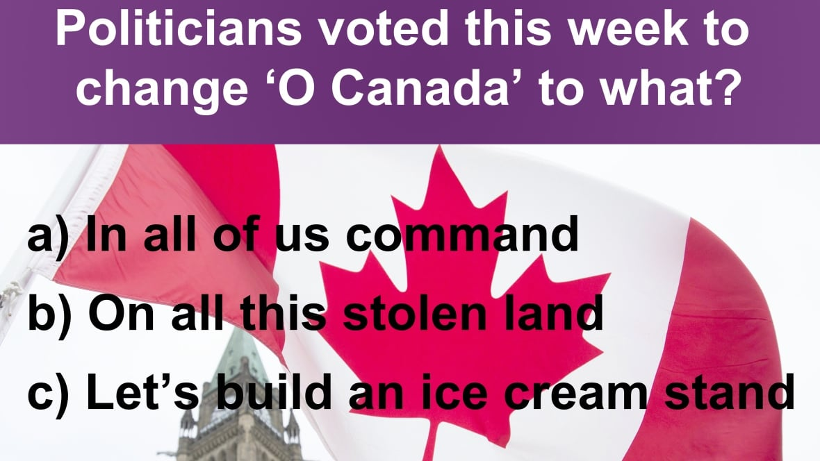 WORLD TRENDS | Pictures for O Canada Lyrics