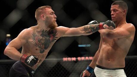 Conor McGregor vs. Nate Diaz