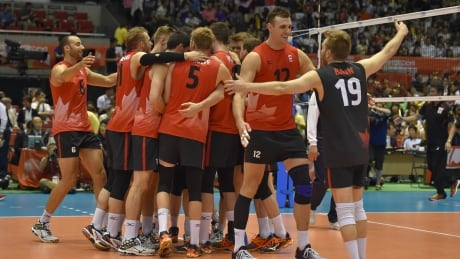canada men volleyball