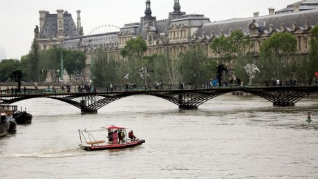 Grand Palais reopens, Louvre still closed after Paris flooding