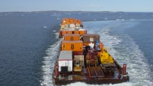 NTCL barges