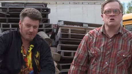 Trailer Park Boys Throw Their Support Behind Sidney Crosby