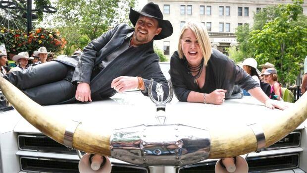 Jann Arden And Paul Brandt Named 2016 Calgary Stampede