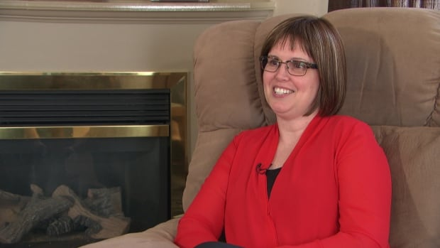 Jennifer Molson, who took part in the 13-year trial, was diagnosed with MS when she was 21 years old.