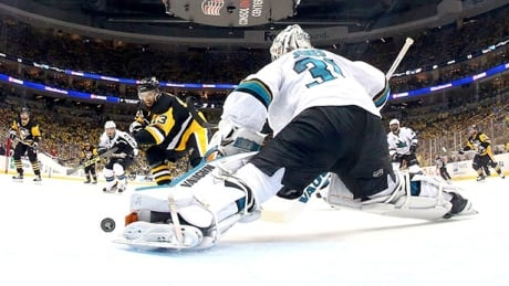 Martin Jones Spectacular As Sharks Force Game 6 With Win Over Penguins