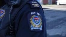 Longueuil police badge generic