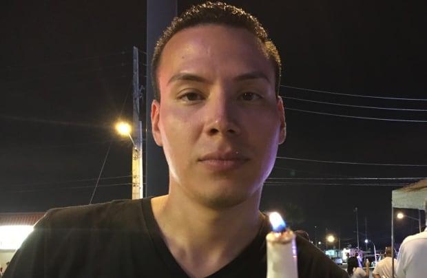 Hector Martinez in Orlando