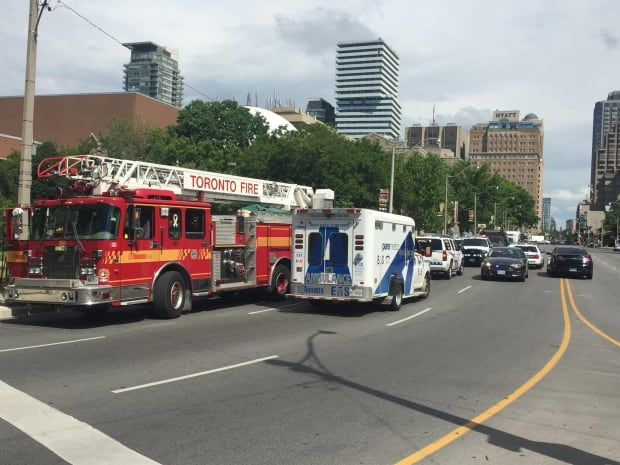 Lockdown lifted at University of Toronto