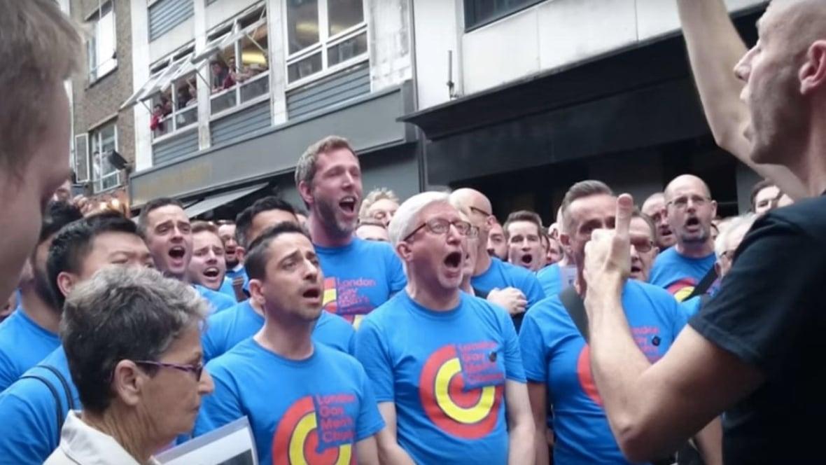 gay chorus montreal