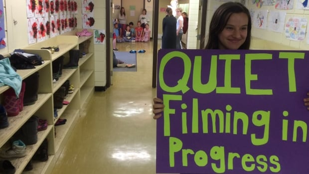 Students at Saskatoon's St. Augustine School have made a film focusing on residential schools in Canada.