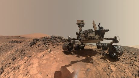 Mineral from wet, hot volcano lava found on Mars, baffling scientists