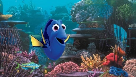 Finding Dory dives deep into what makes Ellen DeGeneres's character special