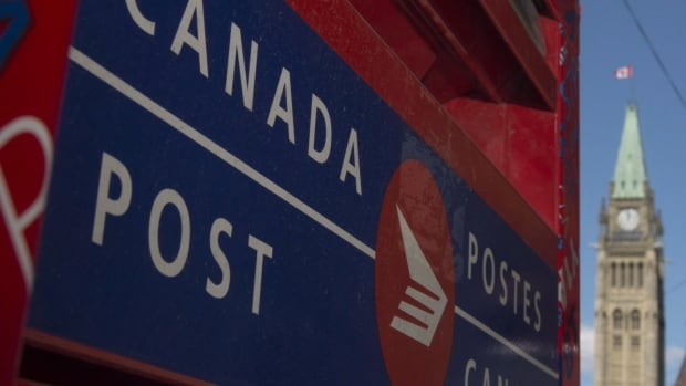 A dog was euthanized Wednesday after it bit a Canada Post employee in Gatineau, police say.