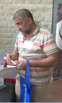 Job Fair Participant