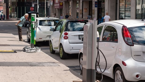 Ontario To Add 500 Public Charging Stations - Location Map