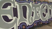 Calgary graffiti