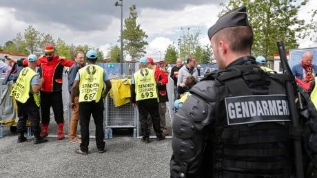 Belgian police arrest 12 suspected of planning attacks on soccer championships