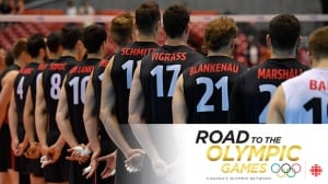 Road to the Olympic Games: FIVB World League volleyball