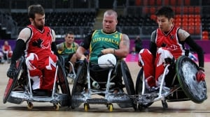 International Wheelchair Rugby: 2016 Canada Cup