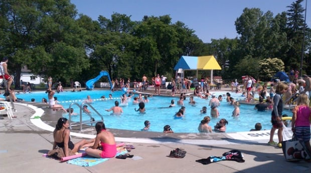 Calgary 39 s top outdoor pools spray parks and swimming - Northfield swimming pool timetable ...