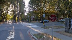 Police release sketch of suspect in East Van sexual assault
