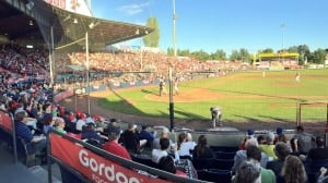 The Vancouver Canadians are more popular than ever but no return to 'AAA' in sight