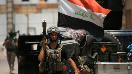 Iraqi city of Fallujah declared
