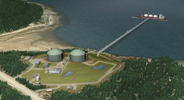 Downeast LNG