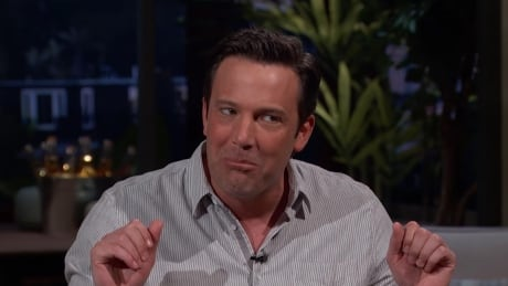 Ben Affleck rant on HBO
