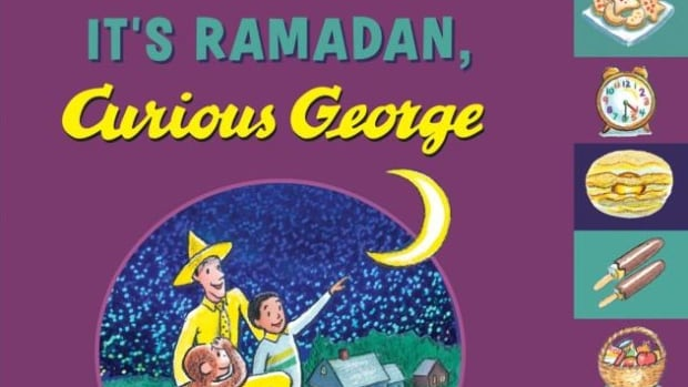 "Hena Khan has written the new children's book ""It's Ramadan, Curious George."""