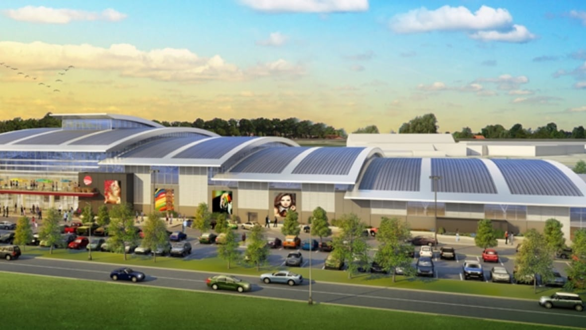 Whether or not Balzac's New Horizon Mall is open for business yet is kind of up in the air. On one hand, the , sq. ft., Asia-inspired mall is allowing visitors in from noon to 5 pm, but on the other, the grand opening will not take place until later this fall.