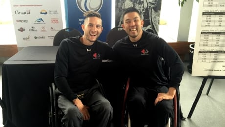 Wheelchair rugby Team Canada pals 'Trev and Trav' to defend top ranking