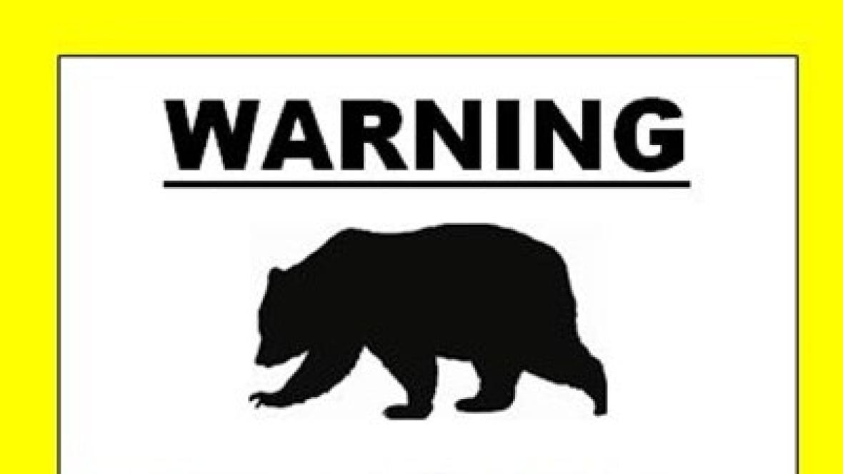 Bear Warning Issued For All Of Kananaskis Country