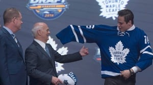 NHL Draft: Toronto Maple Leafs pick Auston Matthews 1st overall