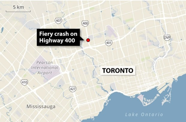 hwy 400 crash map