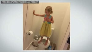 Michigan mom's photo of daughter in 'lockdown practice' goes viral