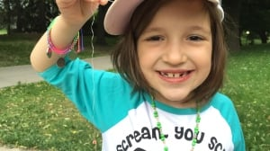 How nutty! Montreal dad gets squirrel to yank out daughter's tooth