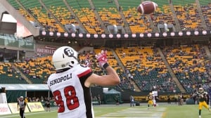 Redblacks get past Eskimos in OT after Henry Burris injury