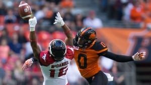 Lions edge Stampeders in Wally Buono's coaching return