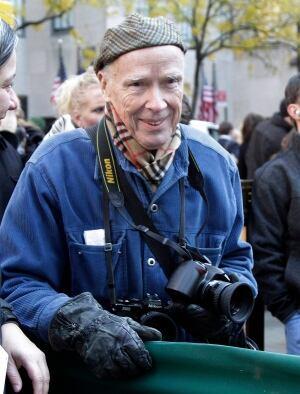 NYT fashion photographer Bill Cunningham dead at 87