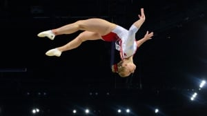 Canadian women's artistic gymnasts battle for Rio