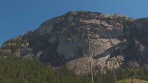 Squamish BASE jumper dead after parachute reportedly malfunctions