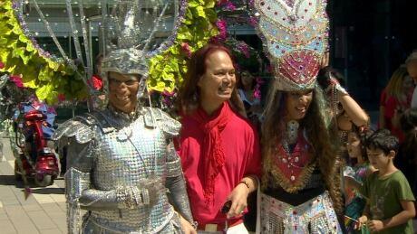 Surrey holds first-ever pride parade