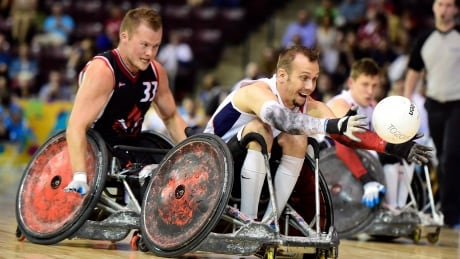 Rio Paralympic Games: Wheelchair rugby